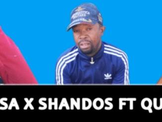 Da Small RSA & Shandos - Ya Mperekela ft Queen Minaj (Amapiano)