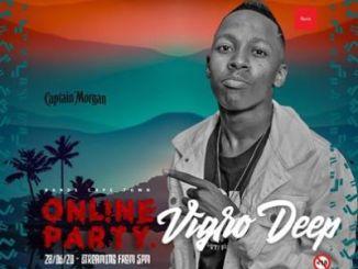 Vigro Deep – Captain Morgan Party