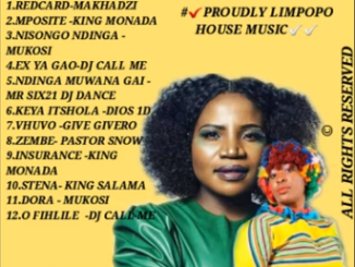 Thendo SA - FRIDAY MIX 10 PROUDLY LIMPOPO HOUSE MUSIC
