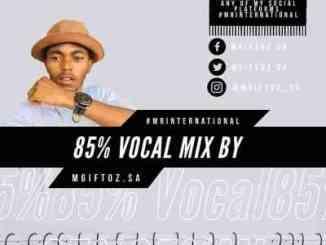 Mgiftoz SA – 85% Vocal Mix