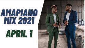 PS DJz - Amapiano Mix 2021 | 1 April ft Kabza De small, Maphorisa, Kamo Mphela