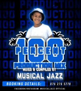 Jazz - 100 Production Mixtape Vol.2