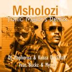 DJ Maphorisa & Kabza De Small - Msholozi (Ft. Buckz & Myztro)(Tonic Major's Remix)