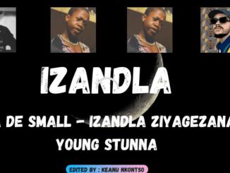 Kabza De Small - Izandla Ziyagezana ft Young Stunna