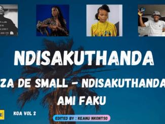 Kabza De Small - Ndisakuthanda ft Ami Faku