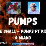 Kabza De Small - Labantwana Bama Pumps ft Killer Kau & Miano
