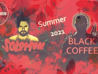 Solomun ,Black Coffee - Summer 2021 (Dj Music Room Mix)