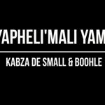 Kabza De Small - Yapheli'Mali Yam ft Boohle (snippet)