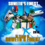 Soweto's Finest ft holadjbash - ishu saucy