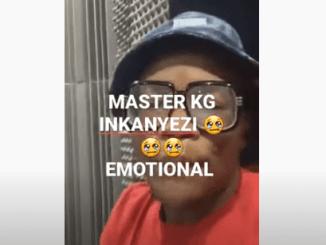 MASTER KG - INKANYEZI