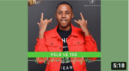 Felo Le Tee, Myztro & Mellow & Sleazy - Ntsango Kabani ft. Daliwonga & Dj Sumbody