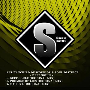 DOWNLOAD MP3 :AfricanChild De Worrior & Soul District – My Love (Original Mix)
