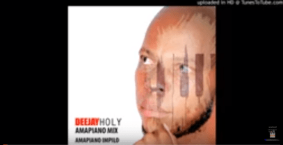 Deejay Holy - Exclusive Amapiano Mix