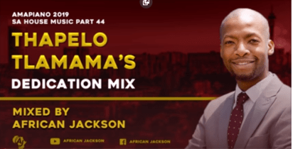 MP3 DOWNLOAD :Amapiano 2019 Part 44: Thapelo Tlamama's Birthday