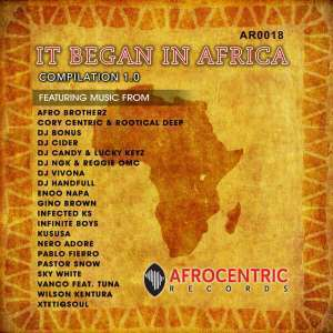 MP3 DOWNLOAD :XTETIQSOUL – RHYTHM OF AFRICA
