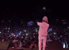 MP3 DOWNLOAD :Nasty_C - Gravy performance in Mozambique live
