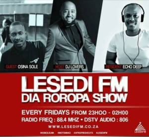Echo-Deep-–-Lesedi-FM-DiaRoropa-Mix