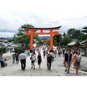 Fushimi Inari Kyoto Japan kyoto travel travelkyoto ryokan japan traveljapanhellip