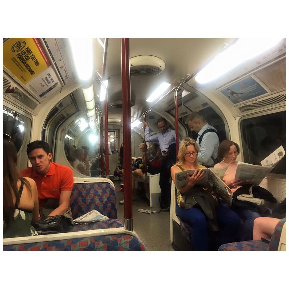 The #tube in #London #england #uk #unitedkingdom #europe #travel #jusztravel #travelporn #peoploflondon
