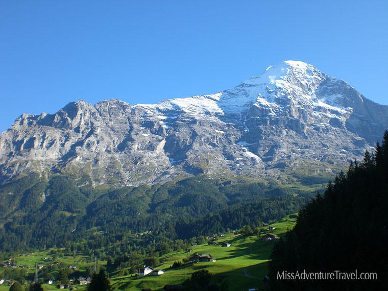 Jessica Hill Interlaken-Mountain