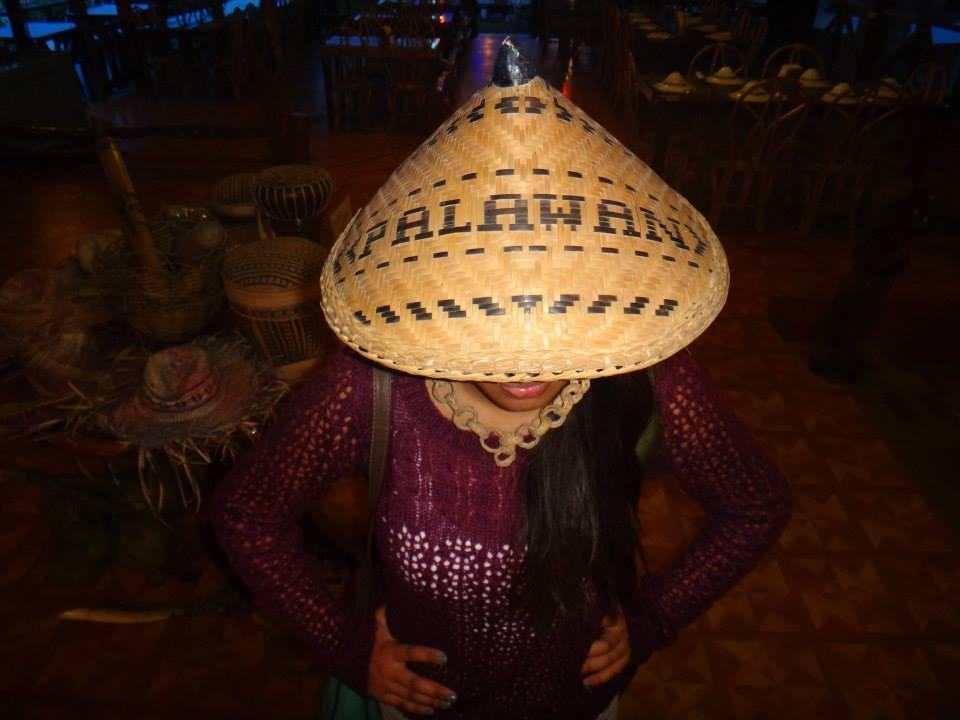 justine palawan hat