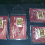 Gold Bar 20g Public Gold 4 unit with Certification