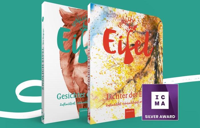 Endlich Eifel Bugazin Ausgabe 1 & 2 ausgezeichnet mit ICMA Award