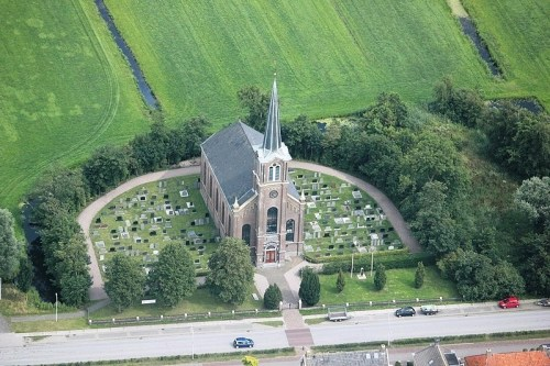 kerkfoto-van-boven