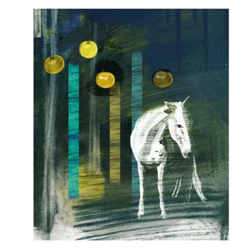 J.Falkengren Illustration Horse