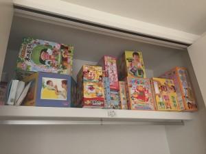 おもちゃの空き箱