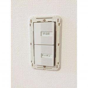 電気スイッチ 英語で表示 簡単 おしゃれ 自分で変える