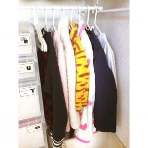 幼稚園の制服 収納方法と収納場所