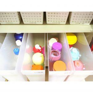 水筒 無印 収納 無印良品 整理整頓 整理 水筒の収納工夫 使いやすい収納方法