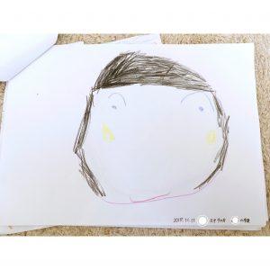 3歳の娘が描いた絵 保管方法 収納 整理整頓