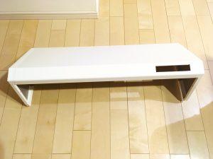 キッチン レンジフード リメイクシート リメイクシート貼りかえ リメイクシート貼り直し 白 ホワイト 収納 整理整頓 ブログ リメイクシートをきれいに貼りたい