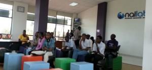 Nairobi Nailab Accelerator Space during a previous Microsoft event