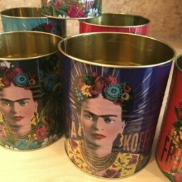 Frida Kahlo Planters