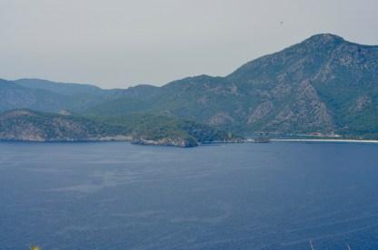Ölüdeniz Bay mit blauer Lagune