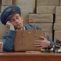 Prada, nouvelle campagne de pub ultra-créative