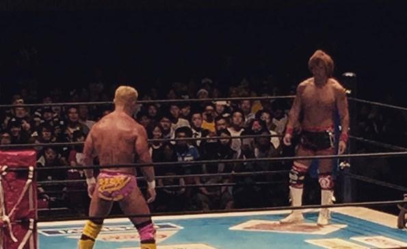 新日本プロレスG1クライマックス26内藤哲也vs本間朋晃