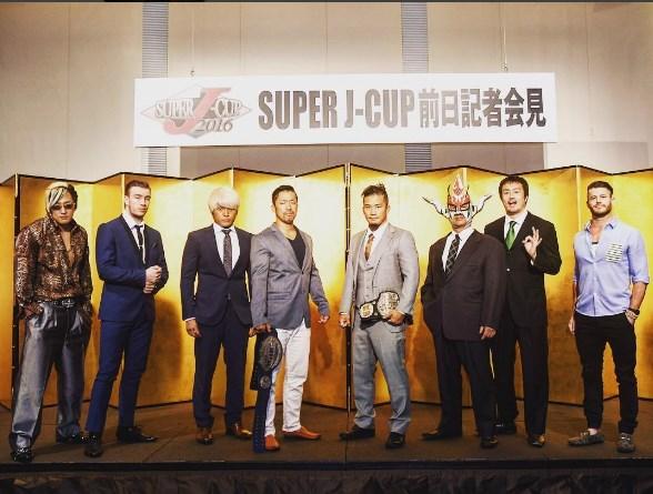 SUPER J-CUP 2016前日記者会見
