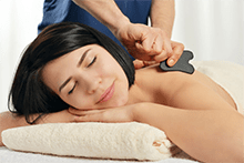 Juvenate Healing offers traditional chinese medicine treatments including tui na, cupping and gua sha