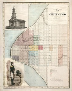 Nauvoo Map