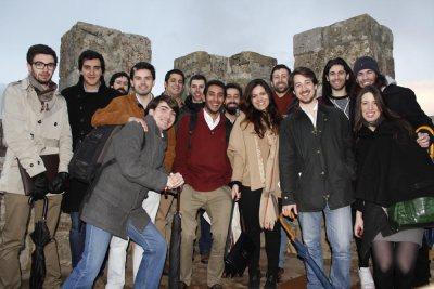 Visita Castelo São Jorge
