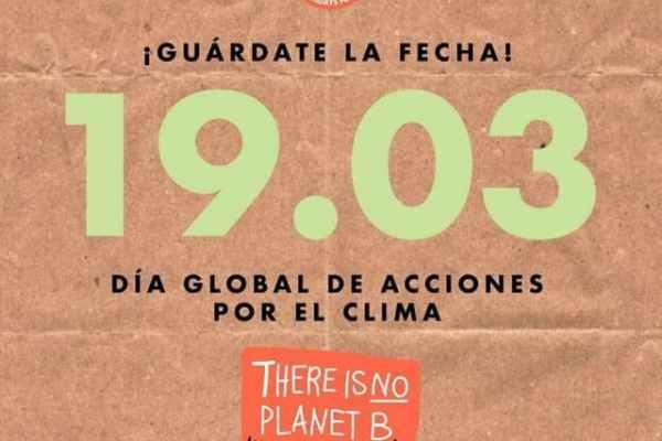 Manifiesto: Ante la emergencia climática, no más promesas vacías.