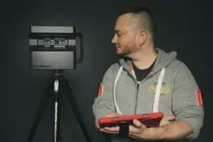 Juvira.de | Julien Köster mit Matterport Kamera PRO2 3D
