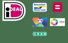 Betaalmogelijkheden bij Juweelwinkel.nl - Ideal