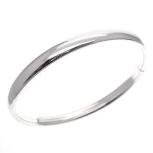 zilveren slaven armband