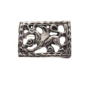 zilveren broche metropolitan museum of art