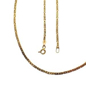 gouden byzantijnse ketting